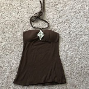 Cute top that ties around the neck